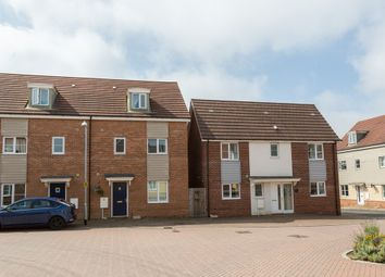 Thumbnail 2 bed town house to rent in Magnolia Way, Costessey, Norwich