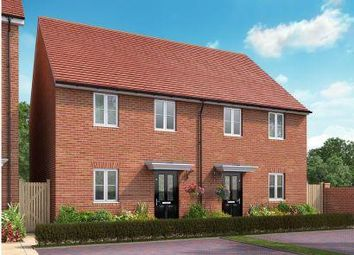 Thumbnail 3 bedroom semi-detached house for sale in St Marys At Kingsfield, Bromham Road, Biddenham