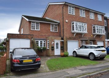Thumbnail 3 bed property for sale in The Green, Burgh Heath, Tadworth