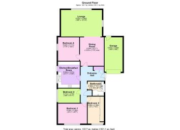 4 bed detached bungalow for sale in Fourth Avenue, Carlton, Nottingham NG4