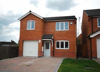 Thumbnail 4 bed detached house for sale in Greenhill Lane, Leabrooks, Alfreton