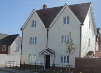 Thumbnail 4 bed detached house to rent in Grange Road, Tiptree, Colchester