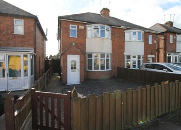 Thumbnail 2 bed semi-detached house for sale in Radford Drive, Leicester