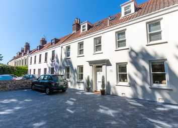 Thumbnail 6 bed terraced house for sale in Mount Road, St. Peter Port, Guernsey