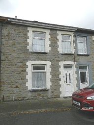 Thumbnail 2 bed terraced house for sale in Richards Terrace, Tonypandy