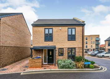 Thumbnail 3 bed detached house for sale in Mosaic Lane, Harlow