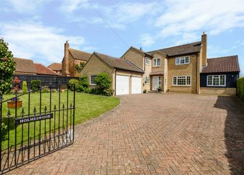 Thumbnail 5 bed detached house for sale in Main Street, Old Weston, Huntingdon