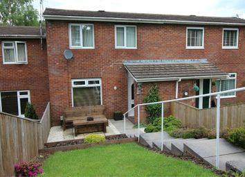 Thumbnail 3 bed terraced house for sale in Cefn Milwr, Hollybush, Cwmbran