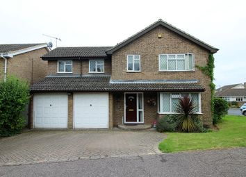 Thumbnail 5 bed detached house for sale in Oaklands, Westham