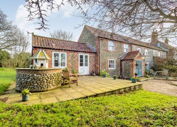 Thumbnail 3 bed property for sale in Hungry Hill, Northrepps, Cromer
