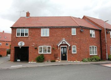 Thumbnail 4 bed semi-detached house for sale in Beams Meadow, Hinckley