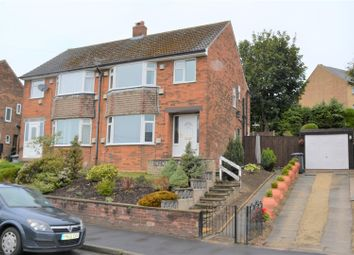 Thumbnail 3 bed semi-detached house for sale in New Hey Road, Salendine Nook, Huddersfield