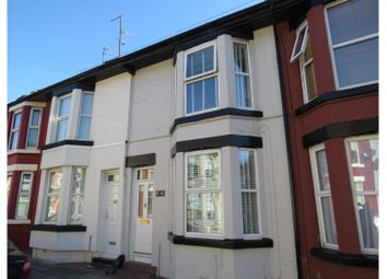 Thumbnail 3 bed terraced house for sale in Hinton Street, Litherland