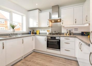 Thumbnail 3 bed semi-detached house for sale in Dorking Way, Calcot, Reading
