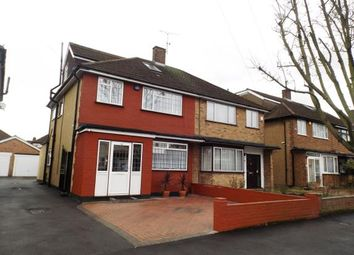 Thumbnail 4 bed semi-detached house for sale in Chadwell Heath, London, United Kingdom