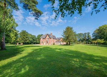 Thumbnail 8 bed detached house for sale in Chilton, Sudbury, Suffolk