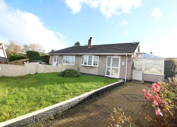 Thumbnail 2 bed semi-detached bungalow for sale in River View, Llangwm, Haverfordwest, Pembrokeshire.