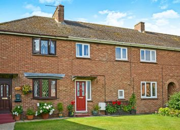 Thumbnail 3 bedroom terraced house for sale in Rectory Fields, Woolstone, Milton Keynes