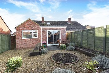 Thumbnail 3 bed semi-detached bungalow for sale in Ashley Place, Warminster, Wiltshire