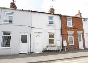 Thumbnail 1 bed terraced house for sale in Hereward Street, Bourne