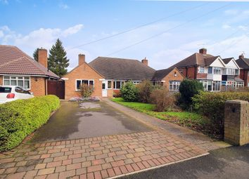 Thumbnail 3 bed bungalow for sale in Melton Avenue, Solihull