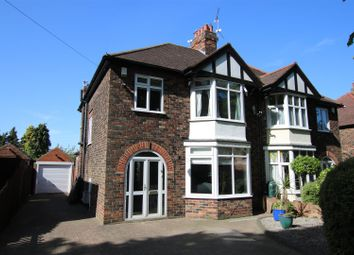 3 bed semi-detached house for sale in Longdales Road, Lincoln LN2