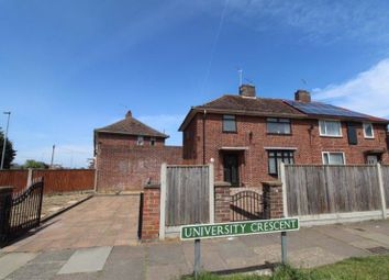 3 bed semi-detached house for sale in University Crescent, Gorleston, Great Yarmouth NR31