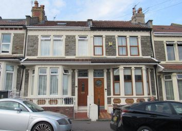 Thumbnail 3 bed terraced house for sale in Boston Road, Horfield, Bristol