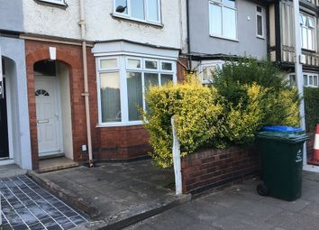 Thumbnail 1 bed terraced house to rent in St Patrick'S Road, Coventry