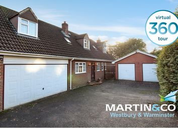 4 bed detached house for sale in Parsons Lane, Crockerton, Warminster BA12