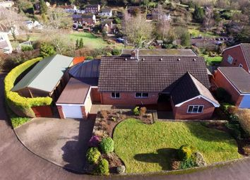 Thumbnail 5 bed detached bungalow for sale in Wellington Heath, Ledbury, Herefordshire