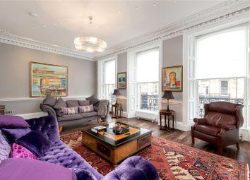 Thumbnail 5 bedroom terraced house for sale in Chester Street, Edinburgh