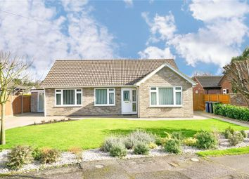 Thumbnail 3 bed bungalow for sale in Peppercorn Lane, Eaton Socon, St. Neots, Cambridgeshire