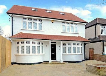 Thumbnail 4 bed detached house to rent in Lynwood Drive, Worcester Park