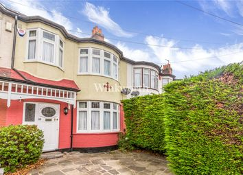 Thumbnail 3 bedroom terraced house for sale in Crawford Gardens, London