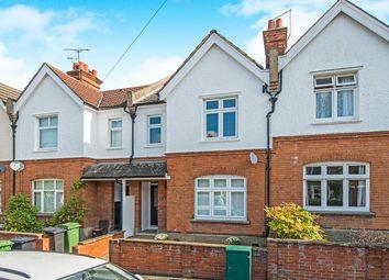 Thumbnail 2 bed terraced house for sale in Salisbury Road, Penenden Heath, Maidstone