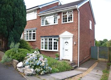 Thumbnail 3 bed semi-detached house for sale in 21 Weir Road, Milnrow, Rochdale
