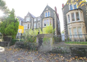 Thumbnail 1 bedroom flat to rent in Cathedral Road, Cardiff
