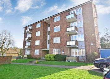 Thumbnail 2 bed flat for sale in Hilltop View, Woodford Green, Essex