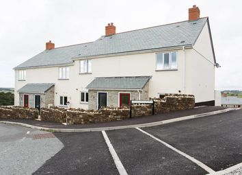 Thumbnail 2 bed semi-detached house to rent in Pen Y Morfa Close, St. Mawgan, Newquay