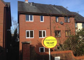Thumbnail 3 bed end terrace house to rent in School Hill, Chepstow