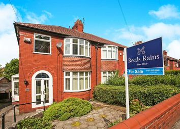Thumbnail 3 bedroom semi-detached house for sale in Reddish Road, South Reddish, Stockport