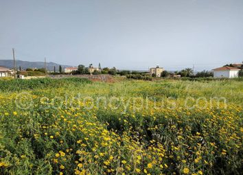 Thumbnail Land for sale in Seacaves, Paphos, Cyprus