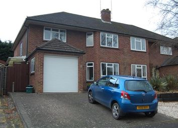 Thumbnail 4 bed semi-detached house to rent in Copt Elm Close, Charlton Kings, Cheltenham, Gloucestershire