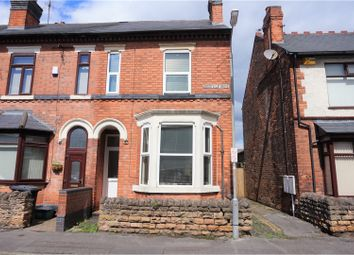 Thumbnail 2 bed semi-detached house for sale in Highfield Drive, Nottingham