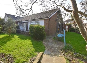 Thumbnail 2 bed semi-detached bungalow for sale in Cokeham Lane, Sompting, West Sussex