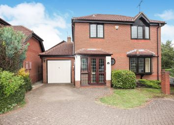 Thumbnail 3 bed detached house for sale in Campion Way, Rugby