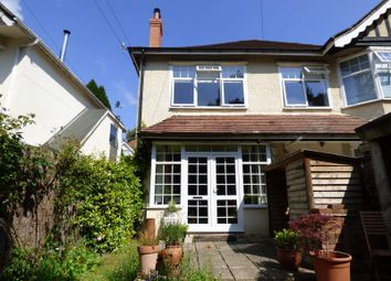 Thumbnail 2 bed flat to rent in Chester Road, Poole, Dorset