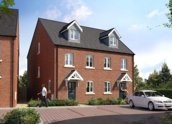 Thumbnail 3 bedroom semi-detached house for sale in Winchester Gardens, Northfield, Birmingham