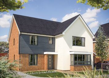 "Thumbnail 5 bed detached house for sale in ""The Arundel"" at Fields Road, Wootton, Bedford"